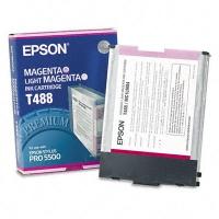 Картридж оригинальный пурпурный / светло-пурпурный (Magenta / Ligth Magenta) Epson T488