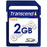 Карта памяти Transcend SD 2Gb Gaming