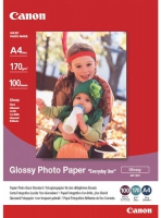 Бумага Canon GP-501 (Everyday Use Glossy Photo Paper) глянцевая A4, 210 г/м2, 100 л.