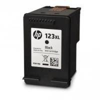 Картридж оригинальный (в технологической упаковке) HP F6V19AE (№123XL) Black