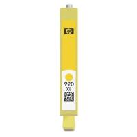 Картридж оригинальный (в технологической упаковке) HP CD974AE (№920XL) Yellow, ресурс  700 стр.