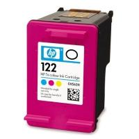 Картридж оригинальный (блистер) HP CH562HE (№122) Color, (не подходит для DJ1510), ресурс 100 стр.