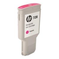 Картридж оригинальный HP F9J66A (№728) Magenta
