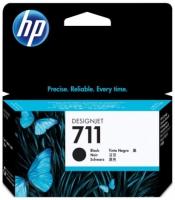 Картридж оригинальный черный HP CZ129A (№711) Black, объем 38 мл.