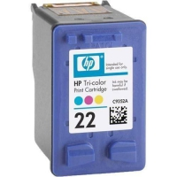 Картридж оригинальный (блистер) HP C9352A  (№22) Color