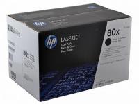 Картридж оригинальный (двойная упаковка) HP CF280XD Black, ресурс 2 х 6800 стр.