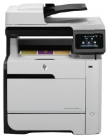 МФУ HP Laserjet Pro 300 Color MFP M375nw