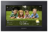 Цифровая рамка для фото Sony DPF-W700