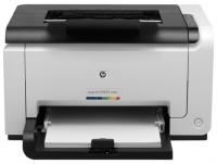 Цветной лазерный принтер HP LazerJet Pro CP1025