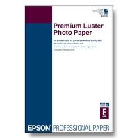 Бумага Epson S041785 (Premium Luster Photo Paper) глянцевая, А3+, 235 г/м2, 100 л.