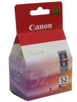 Картридж оригинальный Canon CL-52 Photo, ресурс 710 стр.