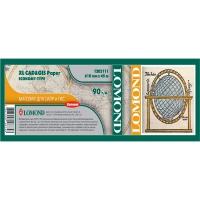 Lomond 1202011( XL CAD&GIS Paper)-Ролик – матовая бумага для САПР и ГИС, ролик A1  610мм*45 м, 90 г/м2