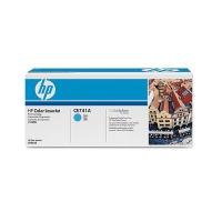 Картридж оригинальный голубой (cyan) HP CE741A (307A / 307А), ресурс 7300 стр.