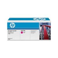 Картридж оригинальный пурпурный (magenta) HP CE743A (307A / 307А), ресурс 7300 стр.