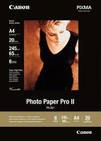 Бумага Canon PR-201 (Photo Paper Pro II) глянцевая A4, 245 г/м2, 20 л.