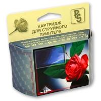 Картридж Ps-Com совместимый (эконом) с HP CB338A (№141XL) Color, 24 ml