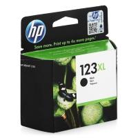 Картридж оригинальный черный HP 123XL Black F6V19AE
