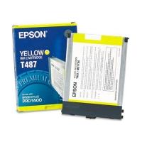 Картридж оригинальный желтый (yellow) Epon T487