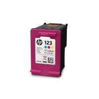 Картридж оригинальный (блистер) HP F6V16AE (№123) Color