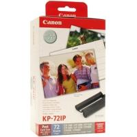 Набор для печати оригинальный Canon KP-72IP/KP-72IN (А6 72 л. + картридж)