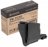Тонер-картридж оригинальный Kyocera TK-1120, ресурс 3000 стр.