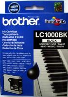 Картридж оригинальный черный (black) Brother LC-1000Bk, ресурс 500 стр.