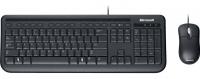Комплект Microsoft Wired Desktop 600 Black USB