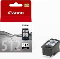 Картридж оригинальный черный (black) Canon PG-512, емкость15 мл.