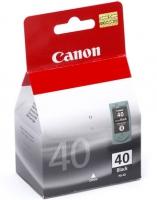 Картридж оригинальный черный (black) Canon PG-40, объем 16 мл.