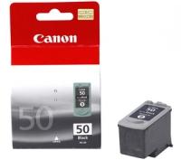 Картридж оригинальный (увеличенного объема) черный (black) Canon PG-50, емкость 22 мл.