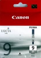 Картридж оригинальный серый (gray) Canon PGI-9GY, емкость 14 мл.