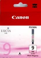 Картридж оригинальный фотографический пурпурный (photo magenta) Canon PGI-9PM, емкость 14 мл.