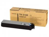 Картридж оригинальный черный (black) Kyocera TK-510K, ресурс 7000 стр.