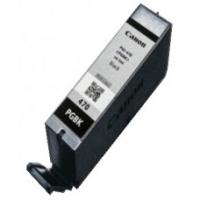 Картридж оригинальный (блистер) Canon PGI-470PGB (черный пигмент)