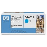 Картридж оригинальный голубой (cyan) HP Q2681A, ресурс 6000 стр.