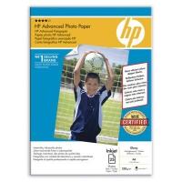 Бумага HP Q5456A, глянцевая А4, 250 г/м2, 25 л.