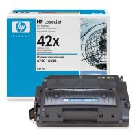 Картридж оригинальный  HP Q5942X Black, ресурс 20 000 стр.