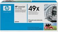 Картридж оригинальный HP Q5949X / 49X, ресурс 6000 стр.