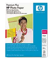 Бумага HP Q6572A, премиум глянцевая, 13x18, 280 г/м2, 20 л.