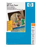 Бумага HP Q6601A, глянцевая, А6, 240 г/м2, 60 л.