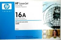 Картридж оригинальный HP Q7516A, ресурс 12 000 стр.