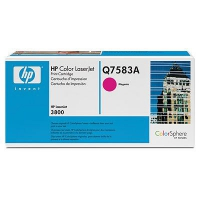 Картридж оригинальный пурпурный (magenta) HP Q7583A, ресурс 6000 стр.