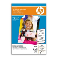 Бумага HP Q8032A (Premium Photo Paper glossy), глянцевая, А6, 240 г/м2, 100 л.