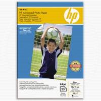 Бумага HP Q8691A, глянцевая, А6, 250 г/м2, 25 л.