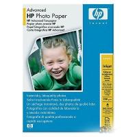 Бумага HP Q8694A, глянцевая, А6, 250 г/м2, 25 л.