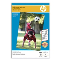 Бумага HP Q8697A, глянцевая А3, 250 г/м2, 20 л.