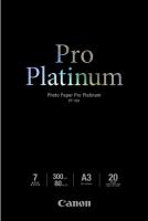 Бумага Canon PT-101 (Photo Paper Platinum ) глянцевая A3, 300 г/м2, 20 л.