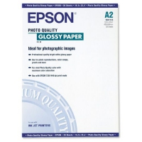 Бумага Epson S041125 (Photo Quality Glossy Paper) глянцевая, A3, 147 г/м2, 20 л.