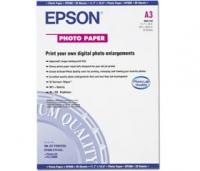 Бумага Epson S041142 (Photo Paper) глянцевая, А3, 194 г/м2, 20 л.
