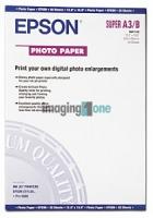 Бумага Epson S041143 (Photo Print Paper) глянцевая, А3+, 194 г/м2, 20 л.